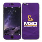 iPhone 6 Skin-MSD w/ PVAM Logo