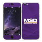 iPhone 6 Skin-MSD