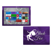 Surface Pro 3 Skin-Black Fox Logo