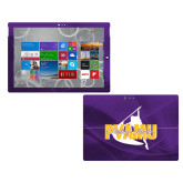 Surface Pro 3 Skin-PVAMU Twirling Thunder Logo