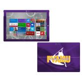 Surface Pro 3 Skin-PVAMU Twirling Thunder Logo