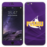 iPhone 6 Plus Skin-PVAMU Twirling Thunder Logo