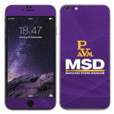 iPhone 6 Plus Skin-MSD w/ PVAM Logo