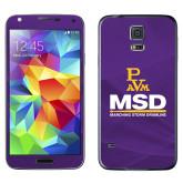 Galaxy S5 Skin-MSD w/ PVAM Logo