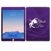 iPad Air 2 Skin-Black Fox Logo