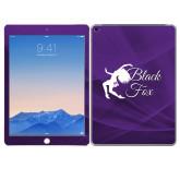 iPad Air 2 Skin-Black Fox Logo