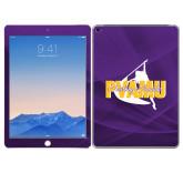 iPad Air 2 Skin-PVAMU Twirling Thunder Logo