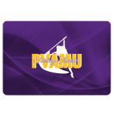 MacBook Air 13 Inch Skin-PVAMU Twirling Thunder Logo