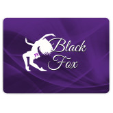 MacBook Pro 15 Inch Skin-Black Fox Logo