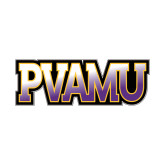 Medium Decal-PVAMU, 8 inches wide