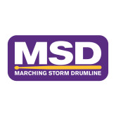 Medium Decal-MSD, 8 inches wide