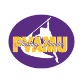 Large Decal-PVAMU Twirling Thunder Logo
