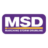 Large Decal-MSD, 12 inches wide