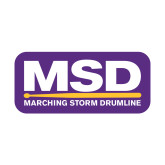 Small Decal-MSD, 6 inches wide