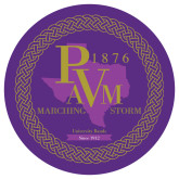 Extra Large Decal-PVAM Marching Band Seal, 18 inches wide