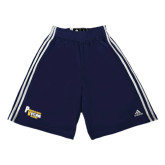 Adidas Climalite Navy Practice Short-PV Marching Storm Band