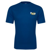Performance Navy Tee-PV Marching Storm Band