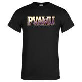 Black T Shirt-PVAMU