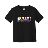 Toddler Black T Shirt-PVAMU