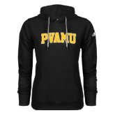 Adidas Climawarm Black Team Issue Hoodie-Arched PVAMU