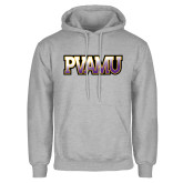 Grey Fleece Hood-PVAMU