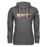Adidas Climawarm Charcoal Team Issue Hoodie-PVAMU