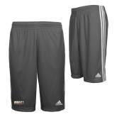 Adidas Climalite Charcoal Practice Short-PVAMU
