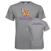 Grey T Shirt-PVAM Stacked