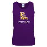 Purple Tank Top-PVAM Stacked