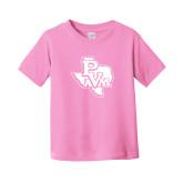 Toddler Pink T Shirt-PVAM Texas
