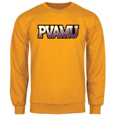 Gold Fleece Crew-PVAMU