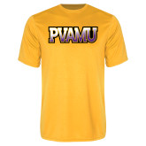 Syntrel Performance Gold Tee-PVAMU