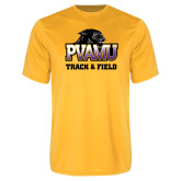 Syntrel Performance Gold Tee-Track & Field