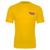 Syntrel Performance Gold Tee-PV Marching Storm Band