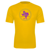 Performance Gold Tee-PVAM Marching Band Seal