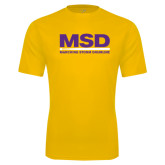 Syntrel Performance Gold Tee-MSD