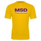 Performance Gold Tee-MSD
