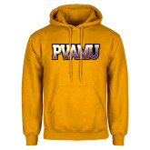 Gold Fleece Hood-PVAMU