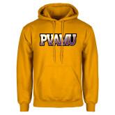 Gold Fleece Hood-PVAMU