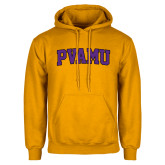 Gold Fleece Hood-Arched PVAMU