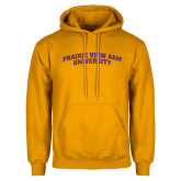 Gold Fleece Hood-Arched Prairie View A&M