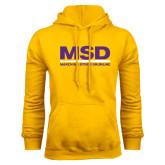 Gold Fleece Hoodie-MSD