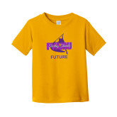 Toddler Gold T Shirt-Future Twirling Thunder