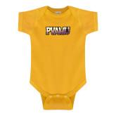 Gold Infant Onesie-PVAMU