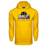 Under Armour Gold Performance Sweats Team Hoodie-Athletic Directors Club