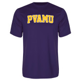 Performance Purple Tee-Arched PVAMU