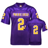 Replica Purple Adult Football Jersey-#2