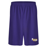 Performance Classic Purple 9 Inch Short-PV Marching Storm Band