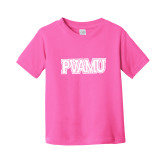 Toddler Fuchsia T Shirt-PVAMU