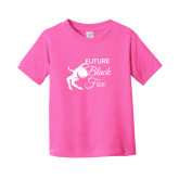 Toddler Fuchsia T Shirt-Future Black Fox